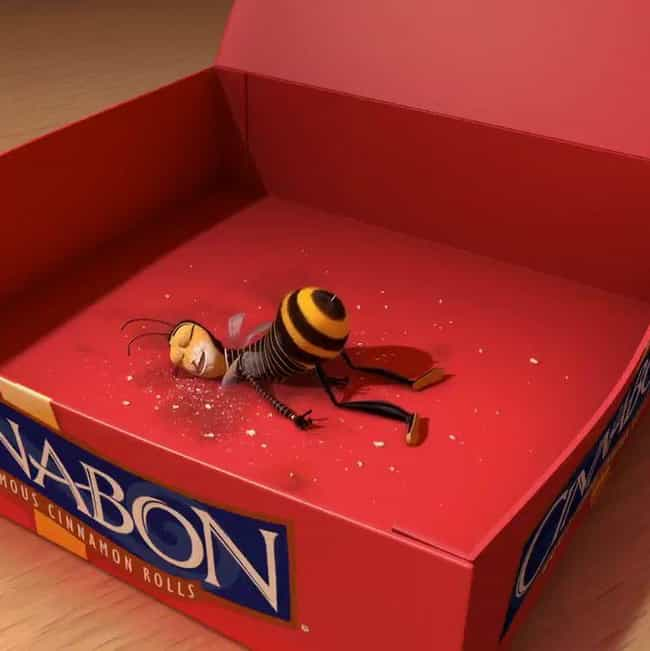 You Poor Thing is listed (or ranked) 3 on the list The Best Bee Movie Quotes