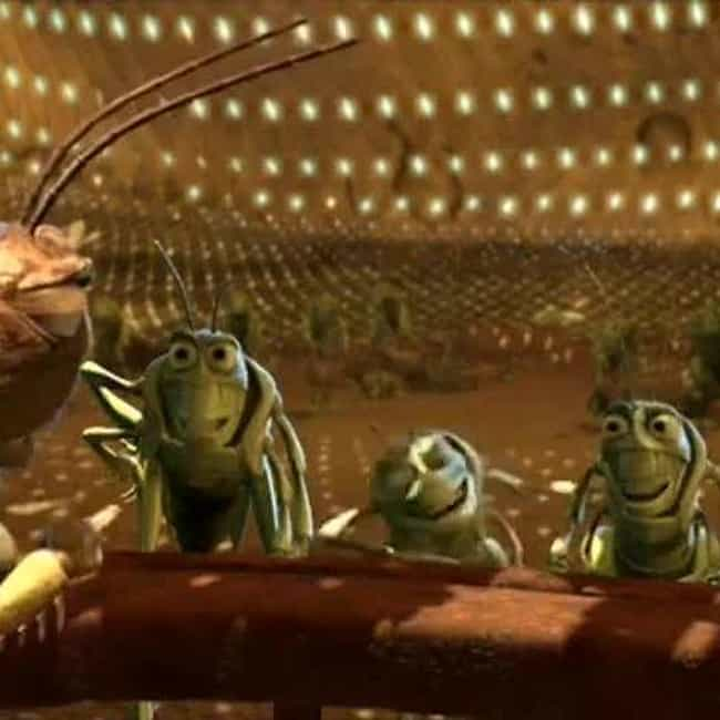 It Was Just One Ant is listed (or ranked) 1 on the list The Best A Bug's Life Movie Quotes