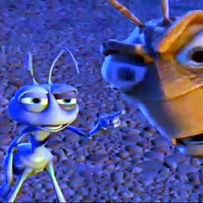 Squish The Queen is listed (or ranked) 1 on the list The Best A Bug's Life Movie Quotes