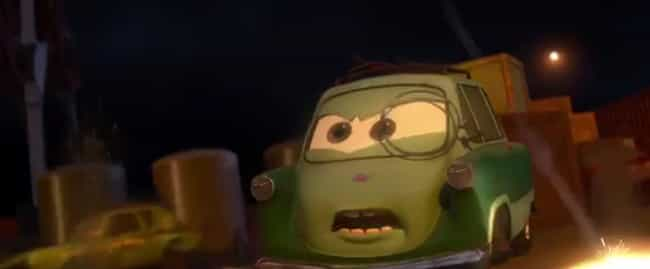 He's Seen The Camera is listed (or ranked) 3 on the list The Best Cars 2 Quotes