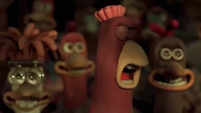 Load Of Tripe! is listed (or ranked) 3 on the list The Best Chicken Run Quotes