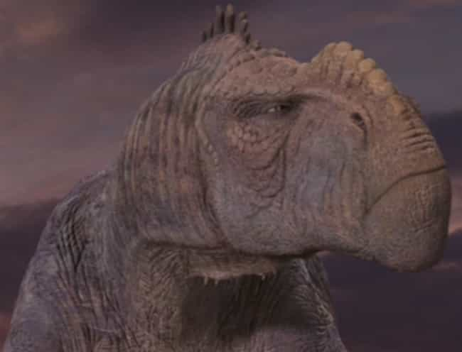 Out Of My Way! is listed (or ranked) 1 on the list The Best Dinosaur Quotes