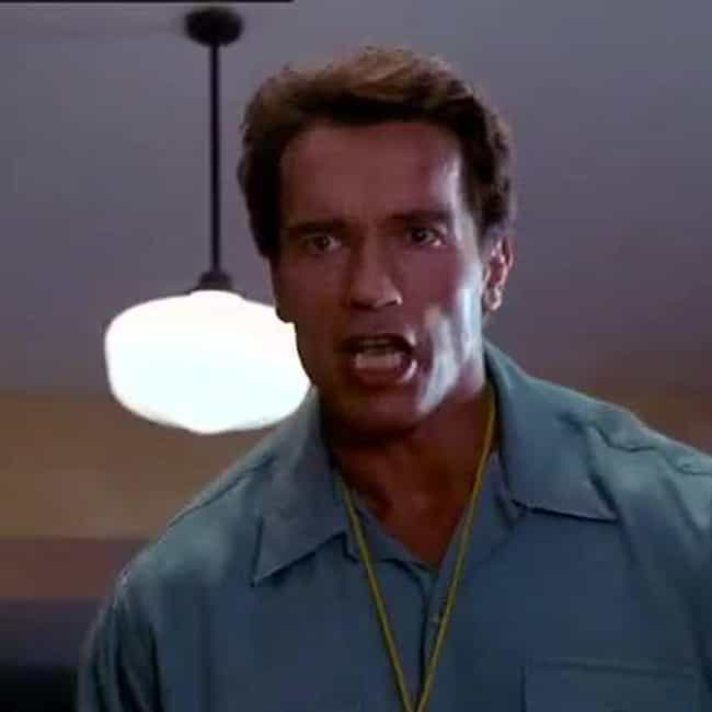 Take It Back is listed (or ranked) 3 on the list The Best Kindergarten Cop Movie Quotes