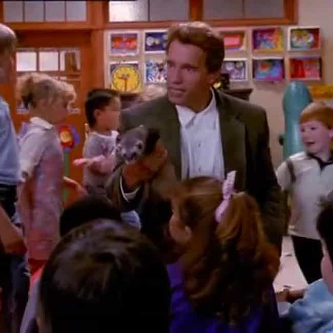 That's A Ferret is listed (or ranked) 2 on the list The Best Kindergarten Cop Movie Quotes