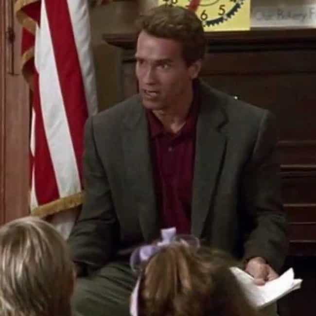 It's Not A Tumor is listed (or ranked) 1 on the list The Best Kindergarten Cop Movie Quotes
