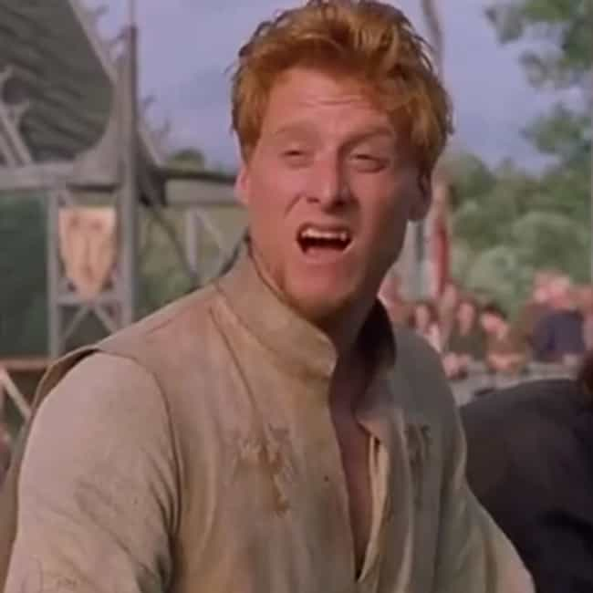 It's Called A Lance is listed (or ranked) 2 on the list The Best A Knight's Tale Movie Quotes