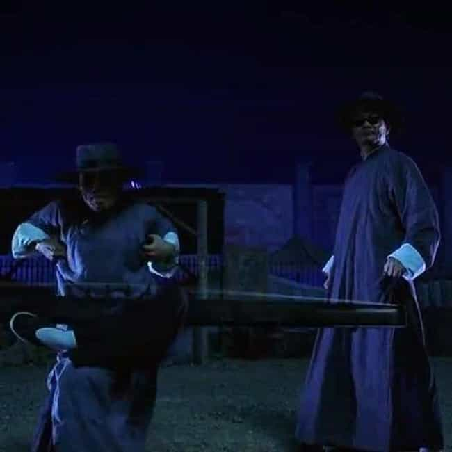 Pair Of Street Musicians is listed (or ranked) 4 on the list The Best Kung Fu Hustle Movie Quotes
