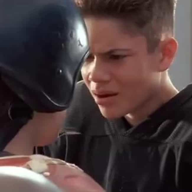 SOMEBODY CALL 911 is listed (or ranked) 1 on the list The Best 'Little Giants' Quotes