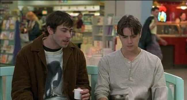 Defeat is listed (or ranked) 1 on the list The Best Mallrats Quotes