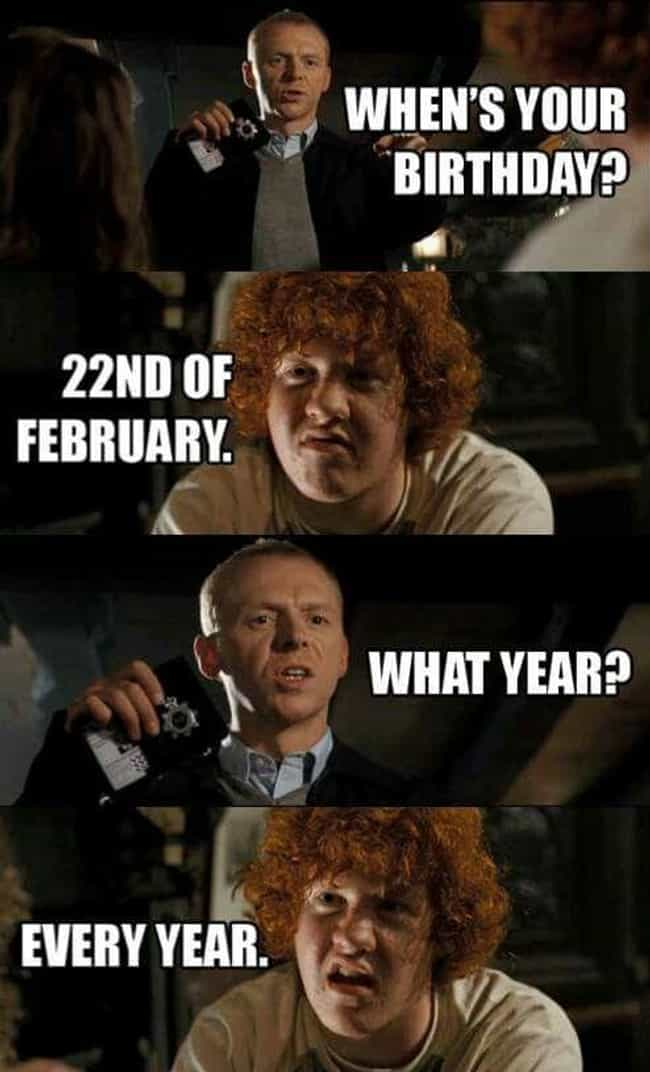 Every Year is listed (or ranked) 3 on the list The Best 'Hot Fuzz' Quotes
