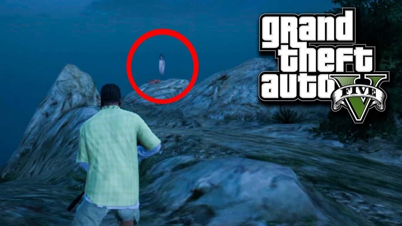 Is That the Ghost of Jock Cran is listed (or ranked) 1 on the list 20 Hidden Easter Eggs in GTA Games