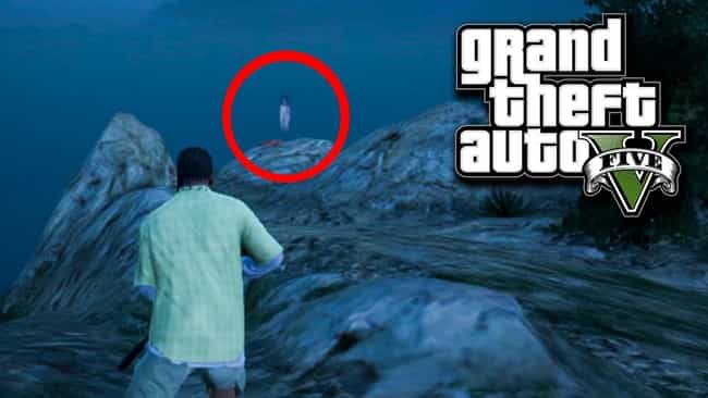 Is That the Ghost of Jock Cran... is listed (or ranked) 1 on the list 20 Hidden Easter Eggs in GTA Games