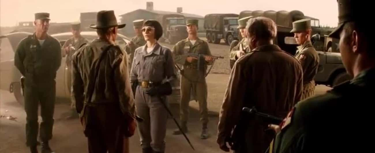 Not From Around Here is listed (or ranked) 3 on the list The Best Indiana Jones and the Kingdom of the Crystal Skull Quotes