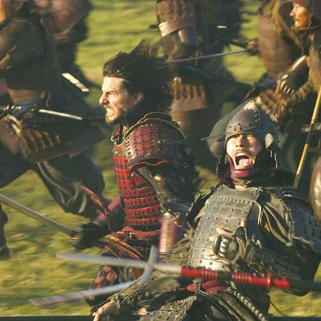 Full Attack is listed (or ranked) 4 on the list The Best Quotes From 'The Last Samurai'