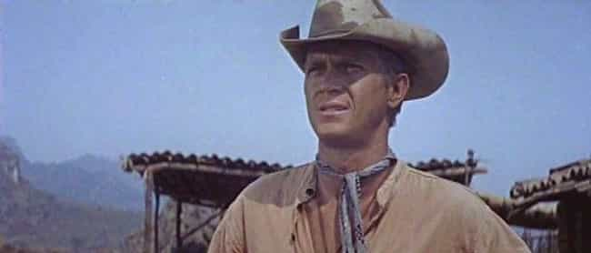 Stayin' Up There is listed (or ranked) 3 on the list The Best The Magnificent Seven Quotes