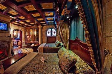 There's A Secret Suite In Cinderella's Castle