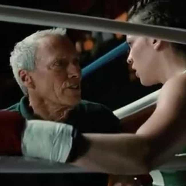 She's Stronger is listed (or ranked) 5 on the list The Best Million Dollar Baby Quotes