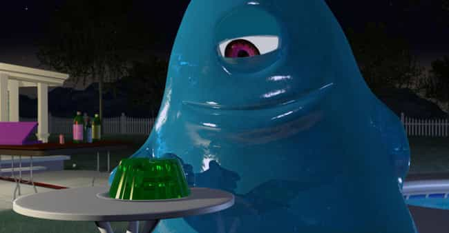 I Just Scared Myself is listed (or ranked) 3 on the list The Best Monsters Vs. Aliens Quotes