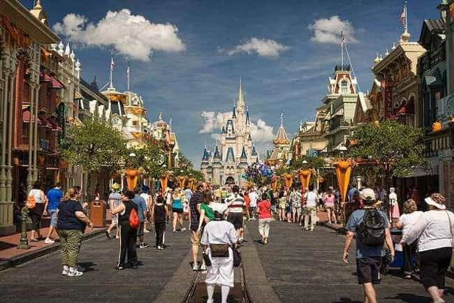 Disney Parks Are Designe... is listed (or ranked) 3 on the list The Coolest, Best Kept Secrets of the Disney Parks