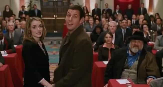 How About A Billion Doll... is listed (or ranked) 3 on the list The Best Mr. Deeds Quotes