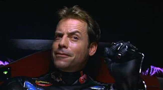 There Was A Supervillain... is listed (or ranked) 1 on the list The Best Mystery Men Quotes