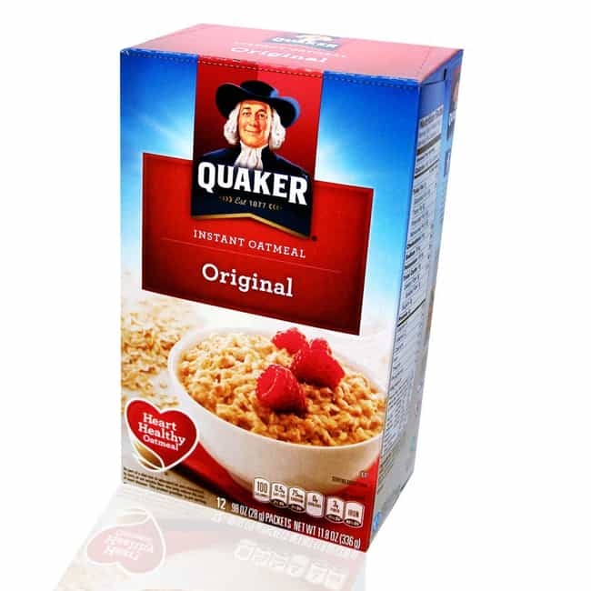 The Strawberries in Quaker Ins... is listed (or ranked) 3 on the list The Secrets Behind Widely Used Products