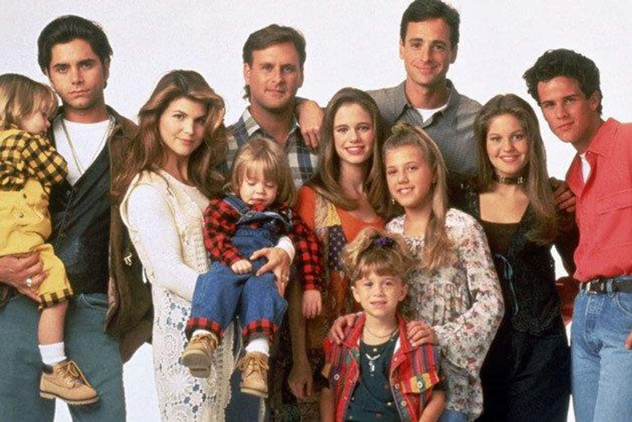 The Show Received Numerous Awa is listed (or ranked) 4 on the list 28 Behind the Scenes Facts from Full House