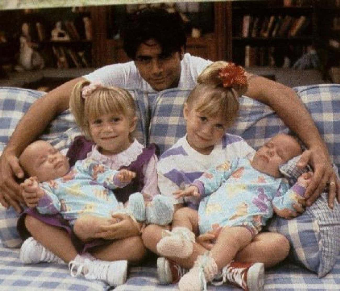 John Stamos Fought to Keep Bot is listed (or ranked) 1 on the list 28 Behind the Scenes Facts from Full House