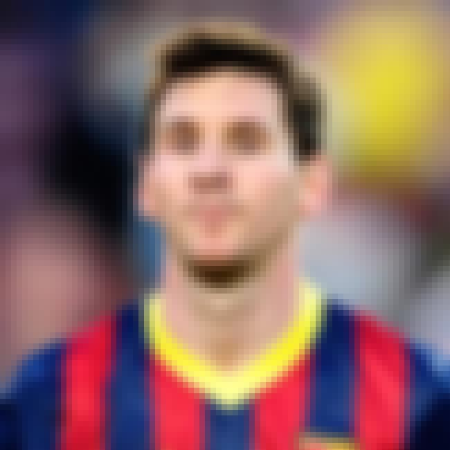 Lionel Messi is listed (or ranked) 1 on the list The Top 10 Footballers 1990-2015