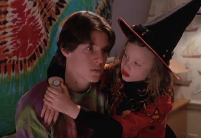 "The Guy from ""Hocus Pocus&... is listed (or ranked) 3 on the list Kid Heroes of '90s Movies That You Totally Forgot About"