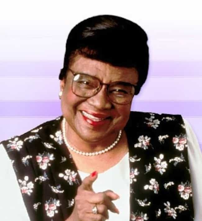 Show Matriarch Rosetta LeNoire... is listed (or ranked) 7 on the list 25 Things You Didn't Know About Family Matters