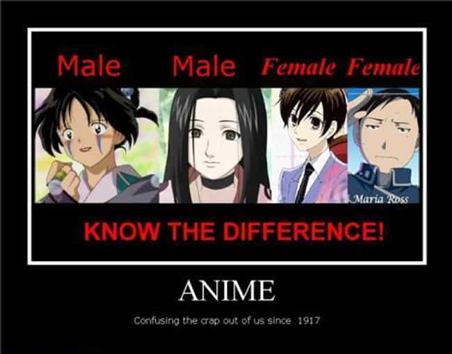 Gender Bender is listed (or ranked) 4 on the list The Best Anime Memes on the Internet