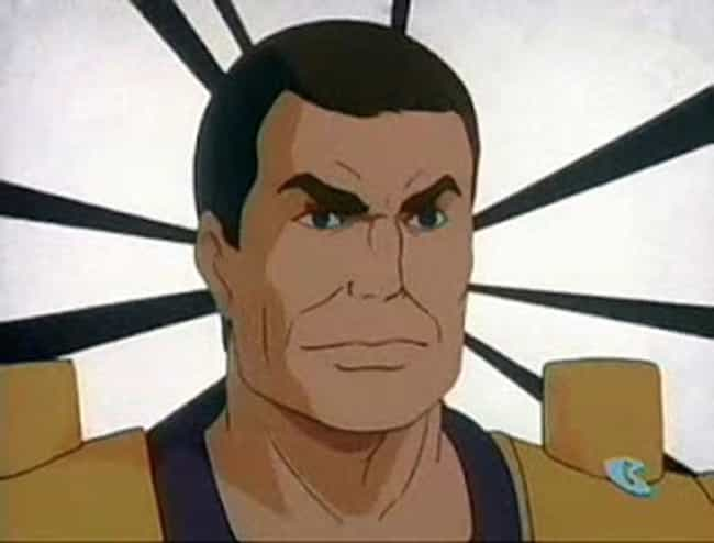 Jake Rockwell is listed (or ranked) 2 on the list Characters from The Centurions