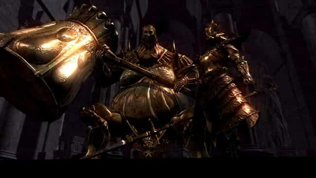Ornstein And Smough is listed (or ranked) 1 on the list The Hardest Dark Souls Bosses to Defeat