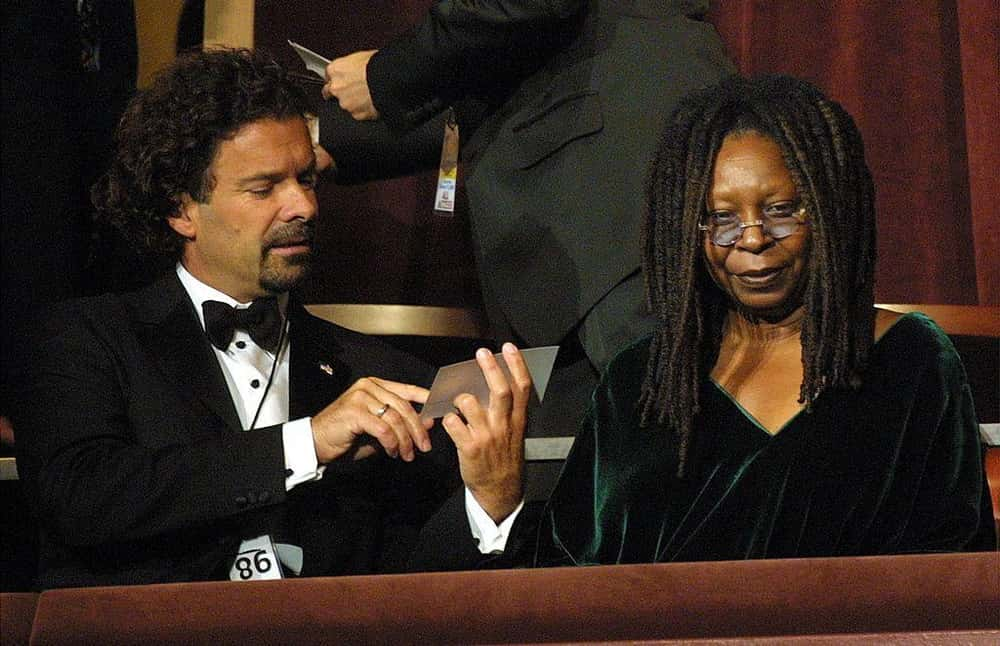 Michael Visbal is listed (or ranked) 1 on the list Men Who Whoopi Goldberg Has Dated