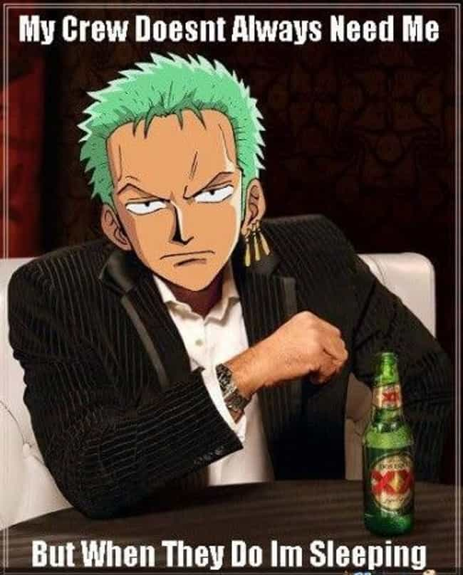 The Best One Piece Anime Memes & Jokes