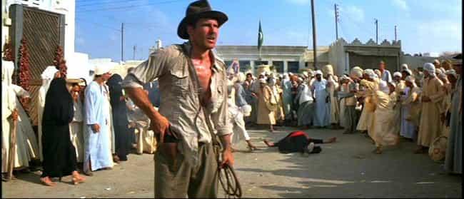 在失落方舟的攻略中,th ...列出(或排名)4名单上的47件你可能不知道的印第安纳琼斯影片
