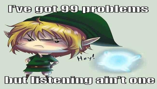 The Best Zelda Memes on the Internet