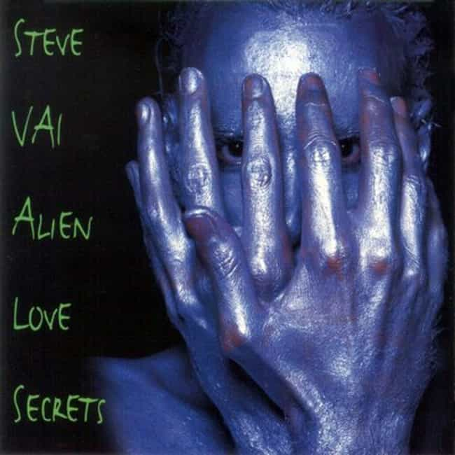 Alien Love Secrets is listed (or ranked) 2 on the list The Best Steve Vai Albums of All Time