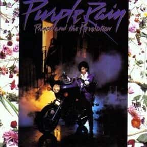 Purple Rain is listed (or ranked) 1 on the list The Best Prince Albums of All Time