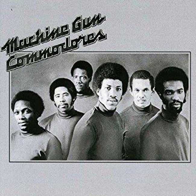 Machine Gun is listed (or ranked) 1 on the list The Best Commodores Albums of All Time