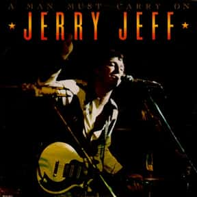 A Man Must Carry On, Volume On is listed (or ranked) 2 on the list The Best Jerry Jeff Walker Albums of All Time
