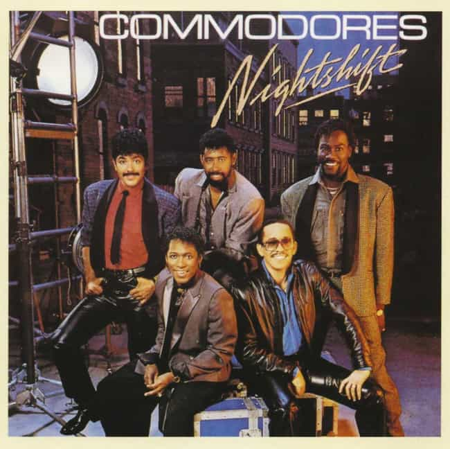 Nightshift is listed (or ranked) 4 on the list The Best Commodores Albums of All Time