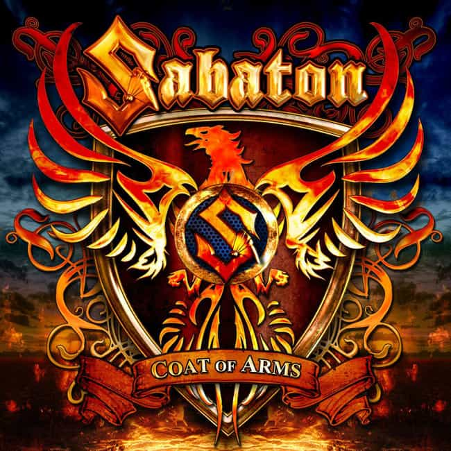 Coat of Arms is listed (or ranked) 4 on the list The Best Sabaton Albums of All Time