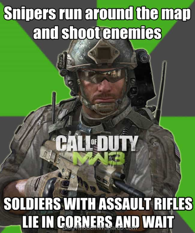 Call Of Duty Memes The Best Call Of Duty Images And Jokes We 39