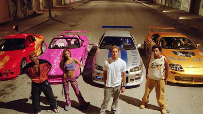 Paul Walker Personally P... is listed (or ranked) 1 on the list Things You Didn't Know about the Fast and Furious Films