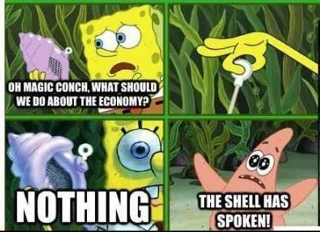 The Best SpongeBob Memes Of All Time