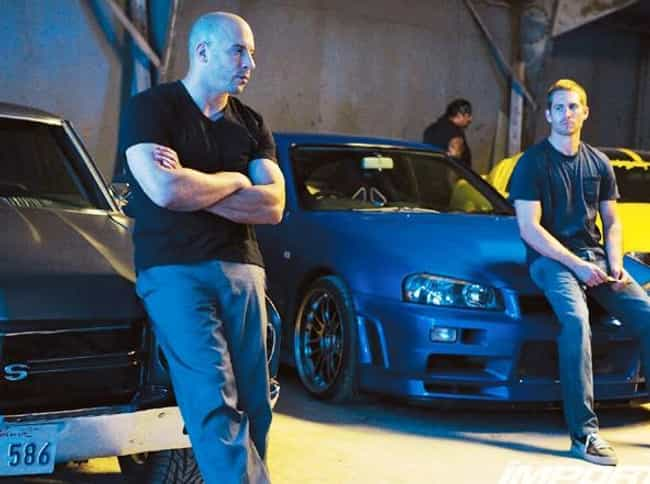 Brian O'Conner Really Love... is listed (or ranked) 2 on the list 50 Things You Didn't Know about the Fast and Furious Films