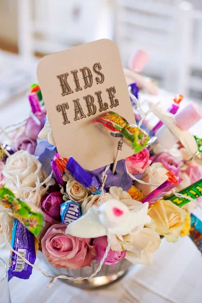 Plan for the Kids to Hav... is listed (or ranked) 3 on the list 28 Ideas for Planning the Most Amazing Wedding Ever