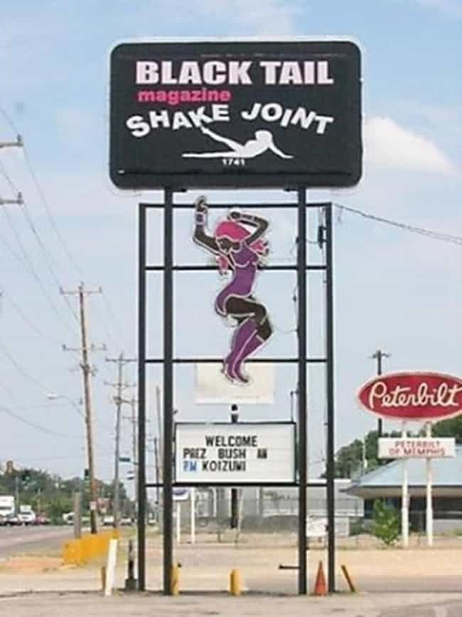 35 Funny Strip Club Names
